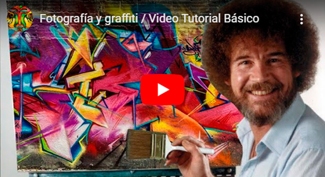 tutorial graffiti